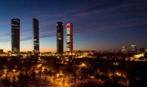 Convenciones y reuniones en Madrid